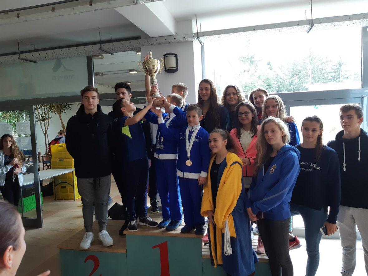 Tizenhét arany: pazarul kezdte a szezont a HSÚVC