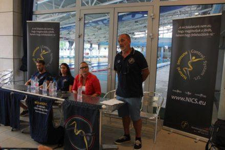 Sajtótájékoztatót tartott a NICS-HSÚVC
